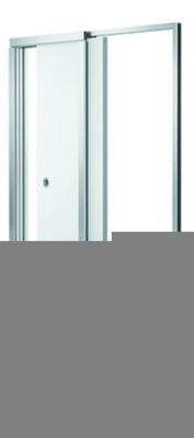 Bloc-porte Navibloc® Blanc   Le premier bloc-porte coulissant escamotable pour cloisons de 72/48