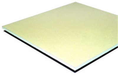 Gyproc® A BA 13   Plaque de plâtre à 2 bords amincis, pour tous types d'ouvrages.
