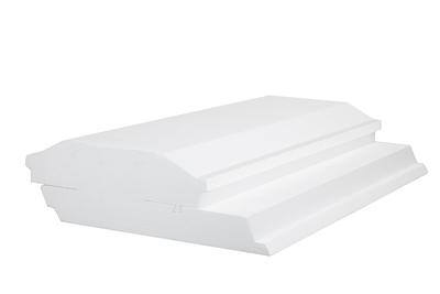 Hourdissimo® P 600 200 Up 40 S | Entrevous polystyrène expansé découpé de coffrage et d'isolation des planchers à poutrelles