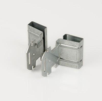 Attache Stil Prim® Tech | Attache Stil Prim Tech, accessoire pour système Stil Prim Tech. Attache permettant le positionnement de fourrures Stil® F 530, en ossature secondaire, sous le profilé Stil Prim® Tech