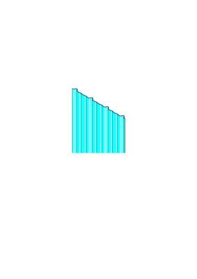 Bac Megastil® 6.30.1030 63 | Bac megastil 6.30.1030 accessoire pour système de très grande hauteur megastil