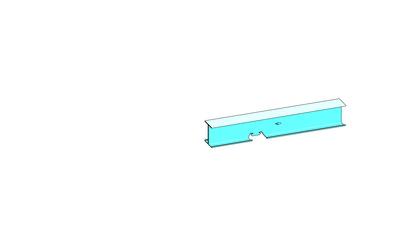 Profilé Stil Prim® 100 P60 | Profilé stil prim 100 P60 profilé pour système Placostil Prim