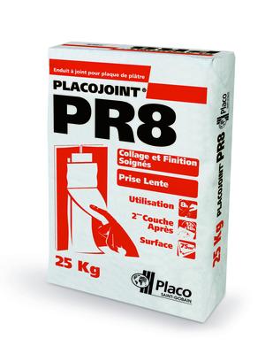 Placojoint® PR 8 25kg | Sac d'enduit à joint Placojoint PR8 de 25kg