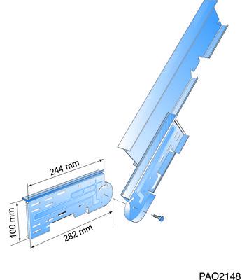 Eclisse Multiprim® | Eclisse Multiprim (pour la réalisation d'articulations