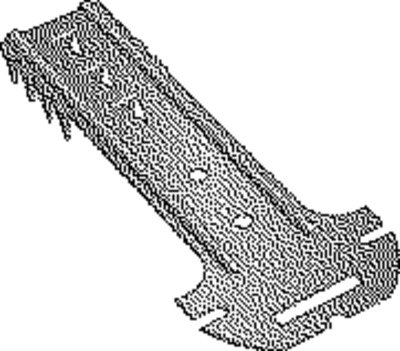 Suspente C Prestofix Stil® F 530   suspente courte PRESTOFIX STIL F 530