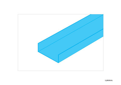 U plastique Caroplatre® 7 | U PLASTIQUE (version 2 coul.)